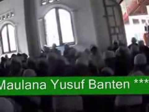 Qasidah Tawasul Sayyidil Walid Al Habib Abdurrahman Bin Ahmad Assegap R A