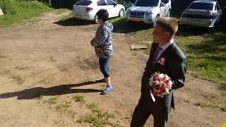 Свадьба ,выкуп невесты 2017 смотреть всем