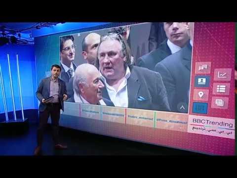 BBC عربية:بي_بي_سي_ترندينغ | #جيرارد_ديبارديو يسعى للحصول على جواز سفر جزائري وشائعة وفاة النجم #سلفستر_ستالون