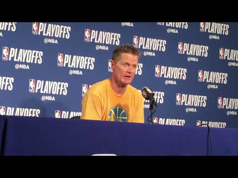 San Francisco Examiner Sports: Steve Kerr and His Rotary Phone