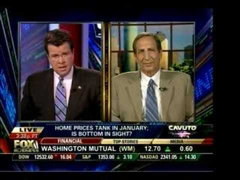 Biz Radio's Dan Frishberg on The Cavuto Show Mar 25, 2008