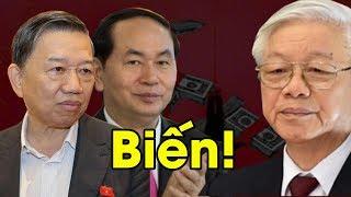 Tô Lâm bất ngờ liên thủ với Trần Đại Quang, hất cẳng Nguyễn Phú Trọng khỏi đảng ủy công an TW