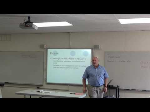 Fred Jones Session 8
