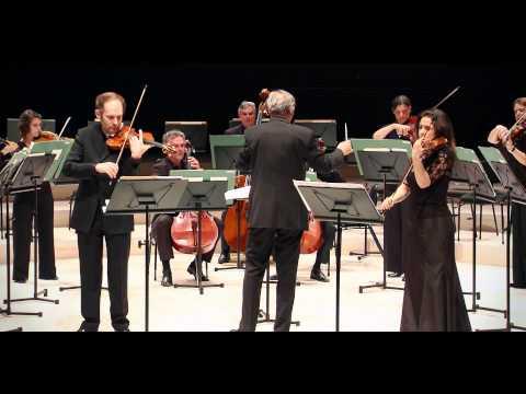 HAMBURGER CAMERATA Alfred Schnittke - Moz-Art à la Haydn für zwei Violinen und Streicher