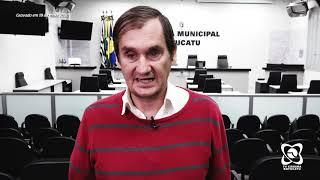 Carlos Trigo pede pavimentação asfáltica, limpeza urbana e atenção a idosos sozinhos