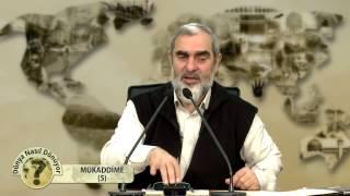 Kur'an-ı Kerim tarih veya siyer kitabı değildir. İmân kitabıdır!