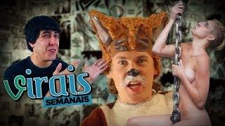 WHAT DOES THE FOX SAY? - Virais Semanais S01E01