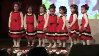 Sahil Camii K Kursu 4 6 Yaş Grubu Yılsonu Programı 2017 Video