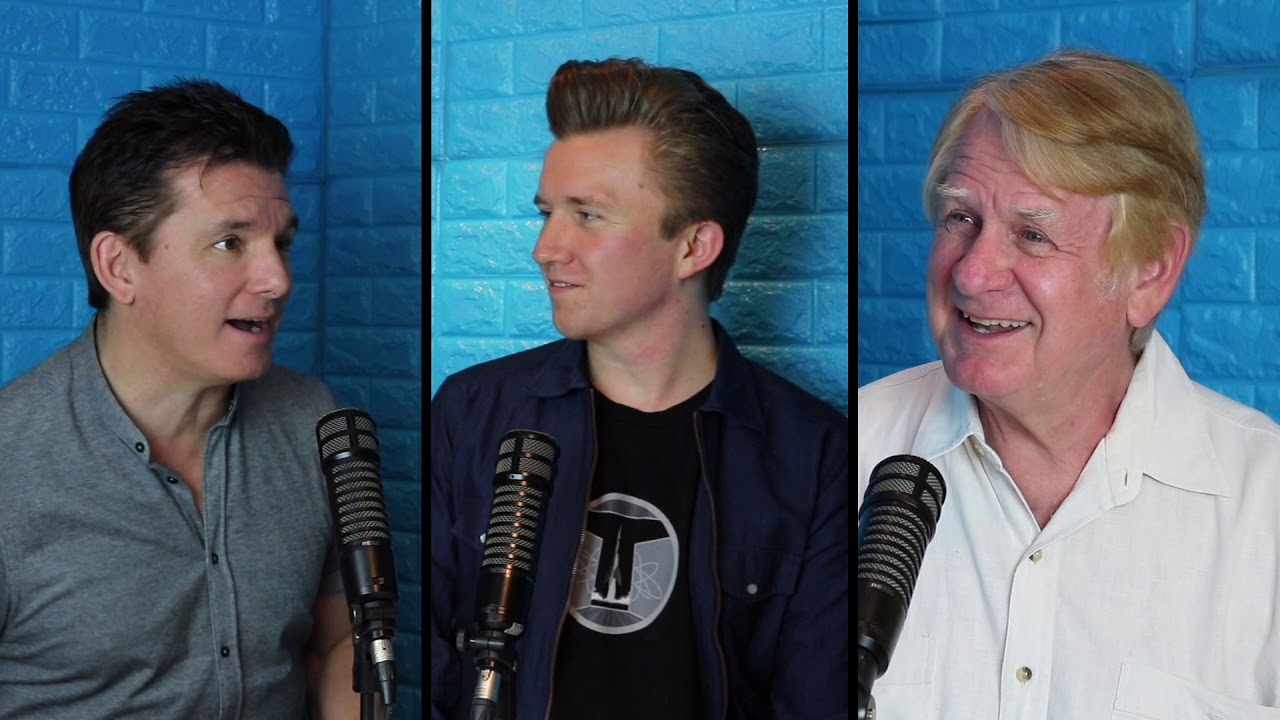 Bill Farmer (Voice of Goofy) FULL INTERVIEW - Speech Bubble Podcast