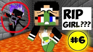 Monster School : ENDERMAN BECAME EVIL VILLAIN PART 6 - RIP ALL BABY Monsters - Minecraft Animation
