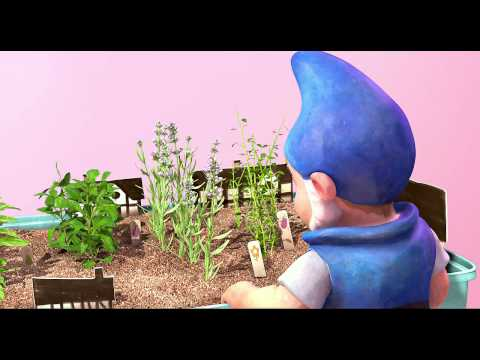 Don't Go Breaking My Heart  - Gnomeo y Julieta