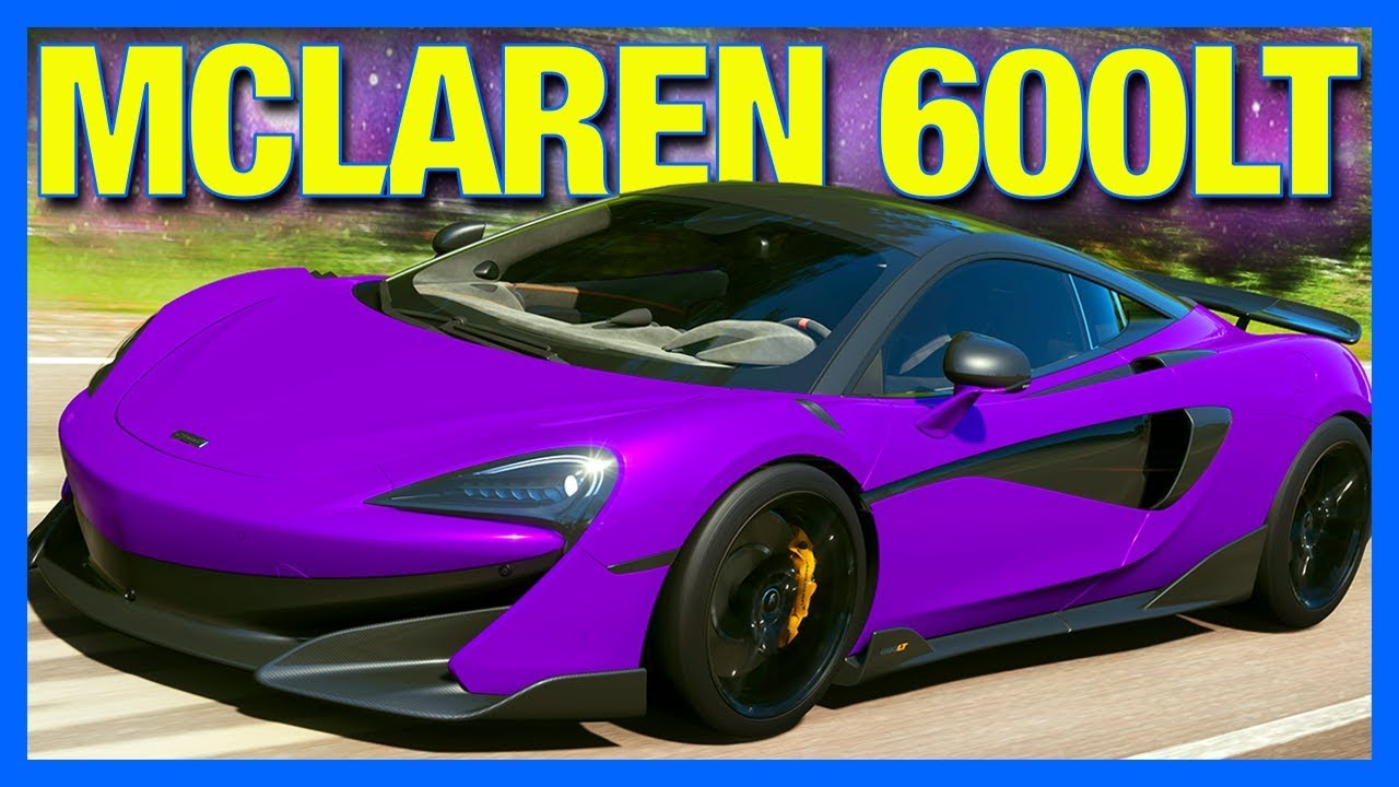 Forza Horizon 4 : McLaren 600LT is AMAZING!! thumbnail