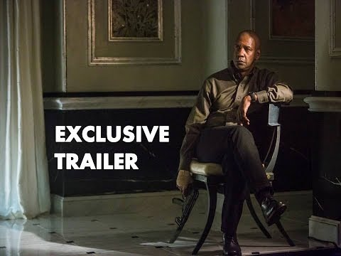 The Equalizer - First Look International Trailer