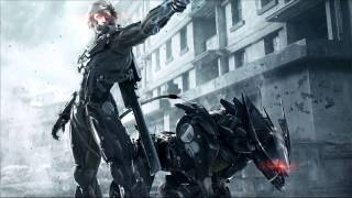 Repeat youtube video Metal Gear Rising: Revengeance OST - Track 01: Title Screen