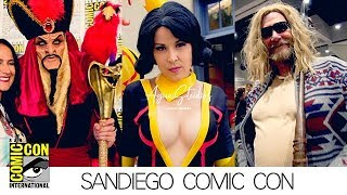 2019 SanDiego Comic-Con | Favorite Cosplays | SDCC FlashBack