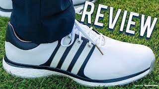 Gambar cover Adidas Tour 360 XT Spikeless Golf Shoes Full Review | Better than Pro SL? Find out NOW!