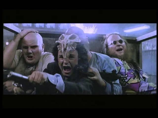Acción Mutante (Mutant Action, 1993) Spanish film trailer (English subtitles).