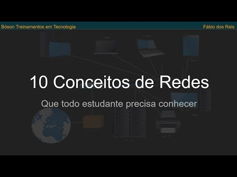 Download 10 Conceitos de Redes que todo Estudante de Tecnologia precisa conhecer