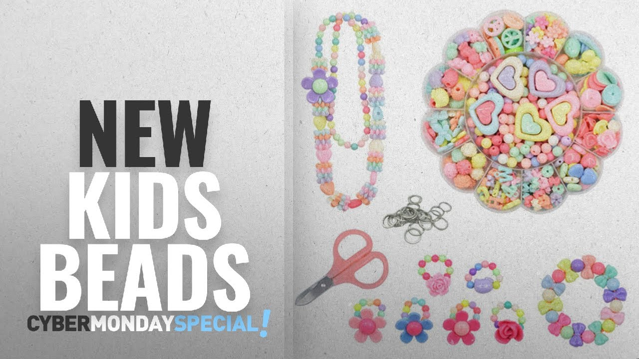 782bce414 Hot New Releases [2018] Kids' Beading Supplies: DIY Beads Set ...