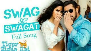 """Swag se karenge sabka swagat full song HD """"Tiger Zinda Hai"""""""
