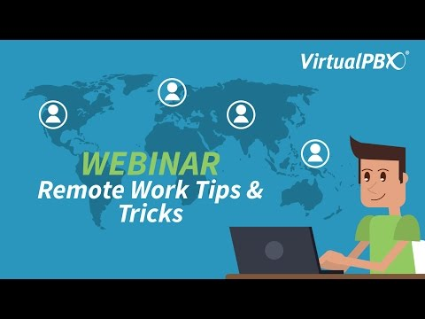 REMOTE WORK TIPS AND TRICKS TRAINING