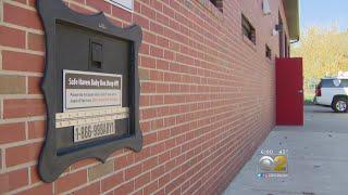 Baby Found In Northwest Indiana Safe Haven Box