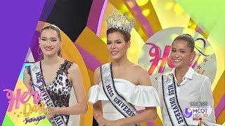TOP 3 จากเวที Miss Universe Thailand 2019 (4 ก.ค.62) Her Day วันของเธอ | 9 MCOT HD