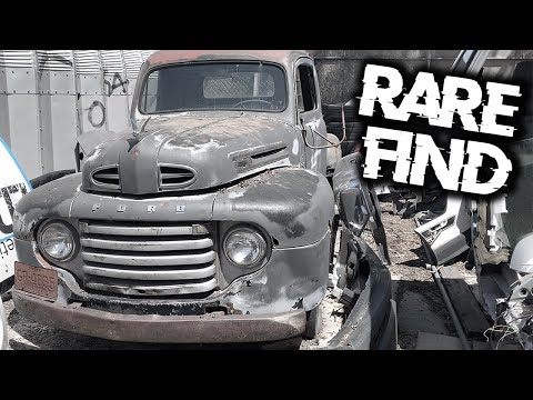 Rescuing The Cheapest 1949 Ford F1 | ABANDONED Truck Washing And Cleaning