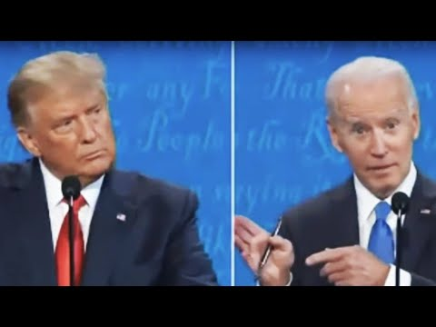 Trump Can't Convince Voters To Fear Joe Biden