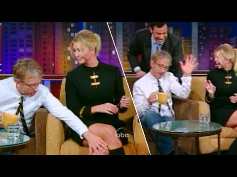 Ivanka Trump Appears to Be Groped on 2007 Episode of 'Jimmy Kimmel Live!'