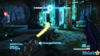 Bulletstorm Multiplayer- Anarchy Grand Central Part 1