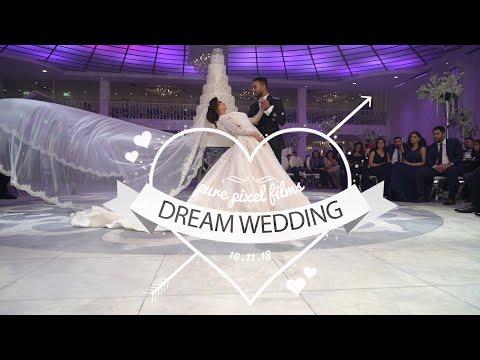 Luxury Afghan Wedding In Rotterdam, Holland (Watch In 4K) | Azita & Sajjad | The Crown|Dream Wedding