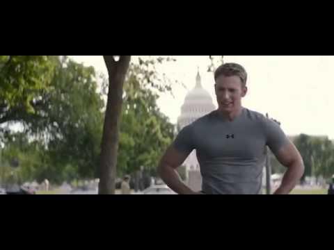 Captain America 2 - On Your Left Scene 2015