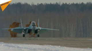 Meet the MiG-35: Russia's Lightest Advanced Strike Fighter