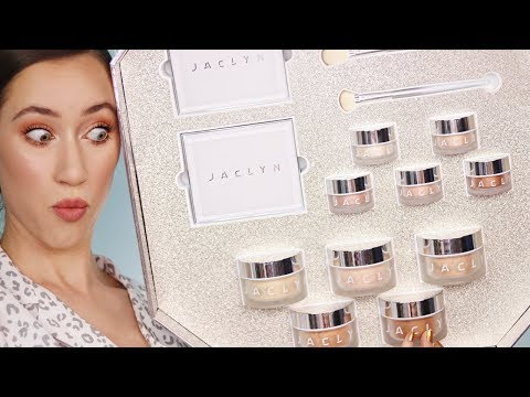 I Tried Jaclyn's New Highlighters... thumbnail