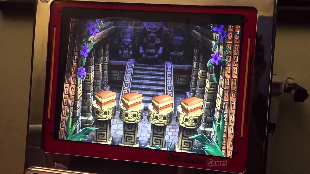Slot machine raspberry pi
