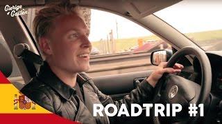 Roadtrip to Barcelona #1 - Geld verdienen in België | Gierige Gasten