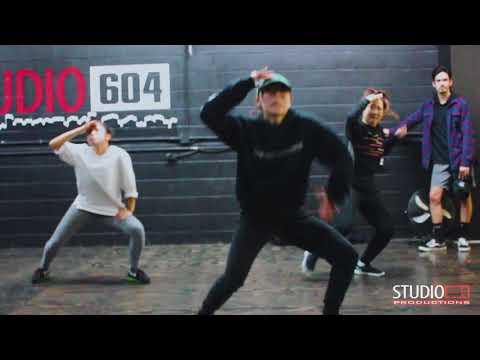"""Pick It Up"" | Adrian Vendiola Choreography | STUDIO604"