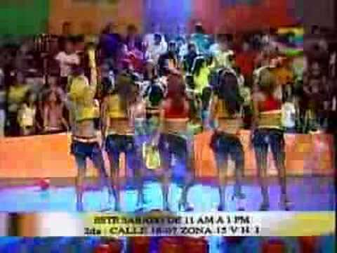 Chicas Con Buena Onda Canal3 Guatemala