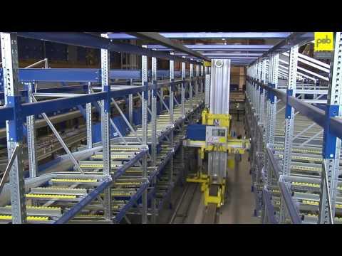 Distribution Centre For International Store Distribution