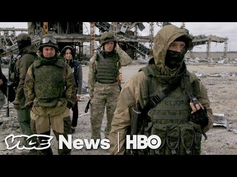 Separatist State: Vice News Tonight on HBO
