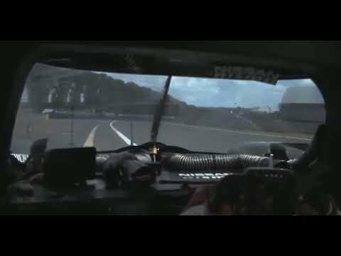 2014 - 24 Hours Of Le Mans - #35 OAK Racing LMP2 Onboard Rain Begins