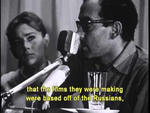 JLG @ Venice Film Festival 1967