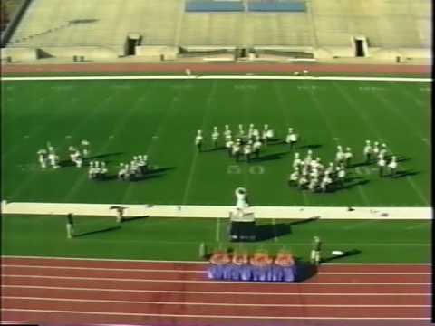 Magruder marching band 1994-95 John Williams Show