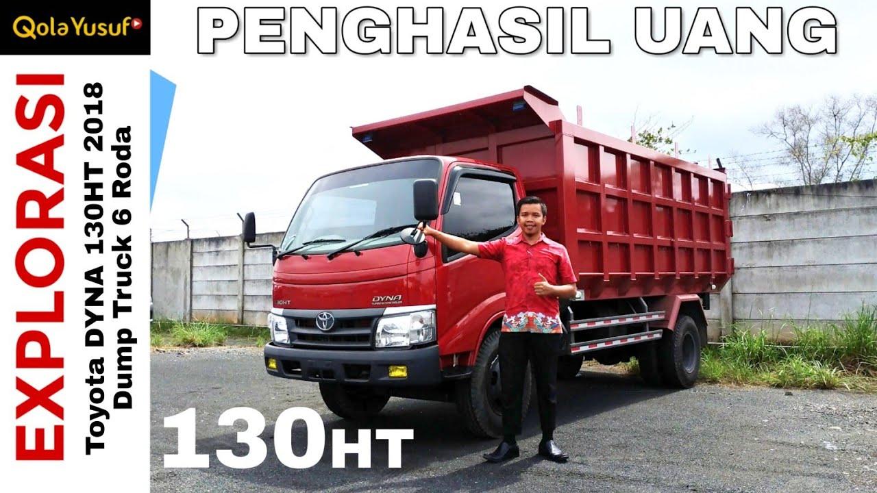 Kelebihan Dump Truck Bekas Murah Berkualitas