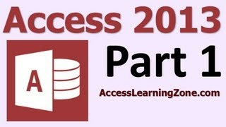 Learn how to build Microsoft Access databases. We will begin by lea...