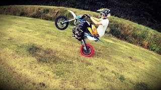 WHEELING DIRT BIKE 125CC
