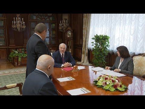 """Согласовано назначение новых гендиректоров в """"Гомельстекло"""" и """"Планар"""""""