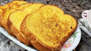 FRENCH TOAST | Easy French Toast Recipe | Cooking At Home