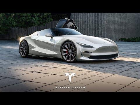 We might keep the next gen Tesla Roadster